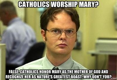 Mary meme